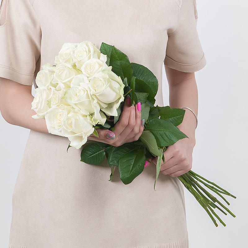 Букет роз «Облачко»