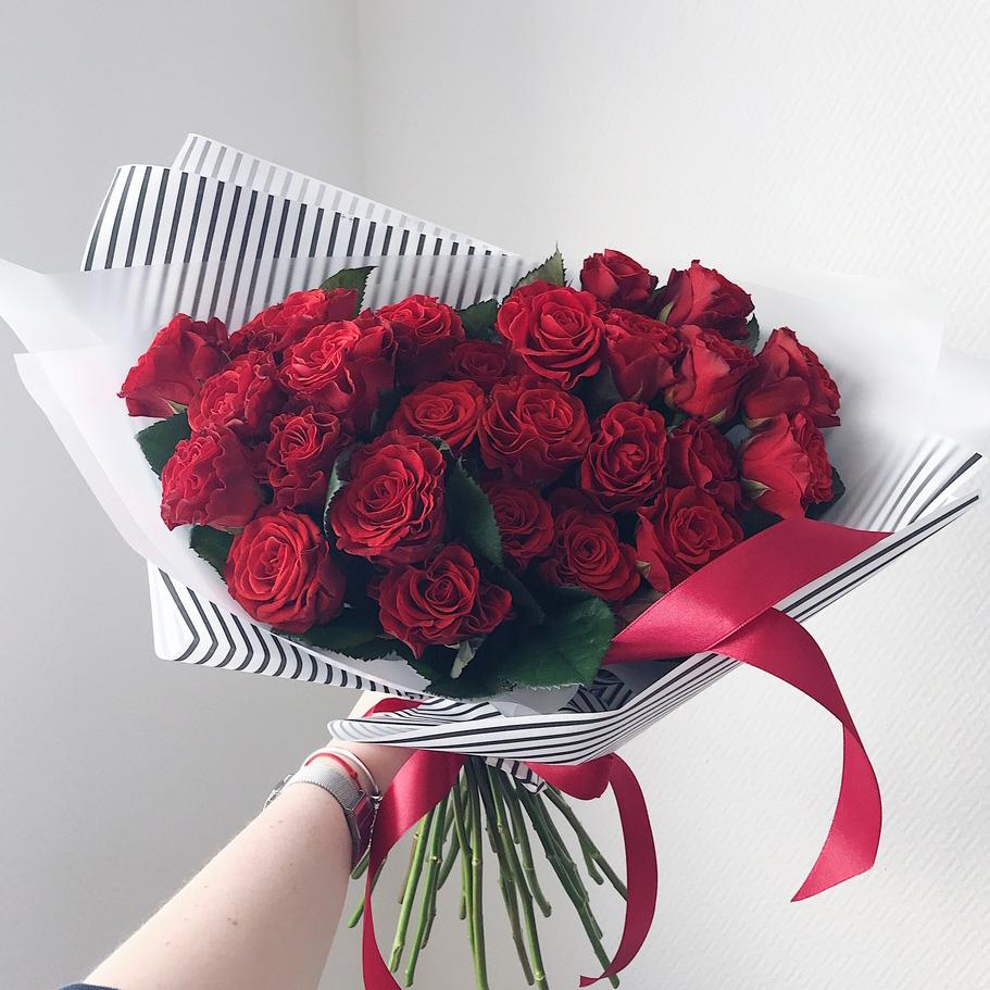 Букет роз «Патриссия»
