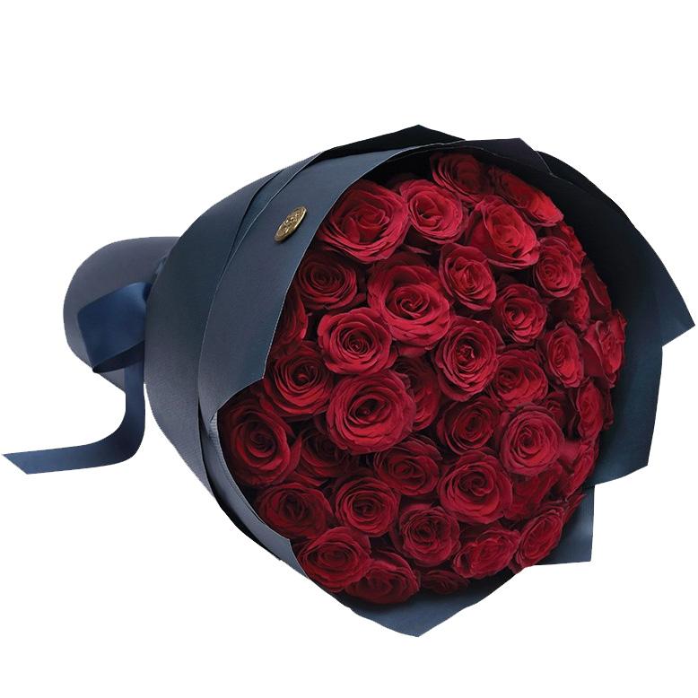 Букет роз «Прага»