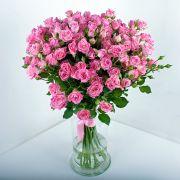 Букет кустовых роз «Белла»