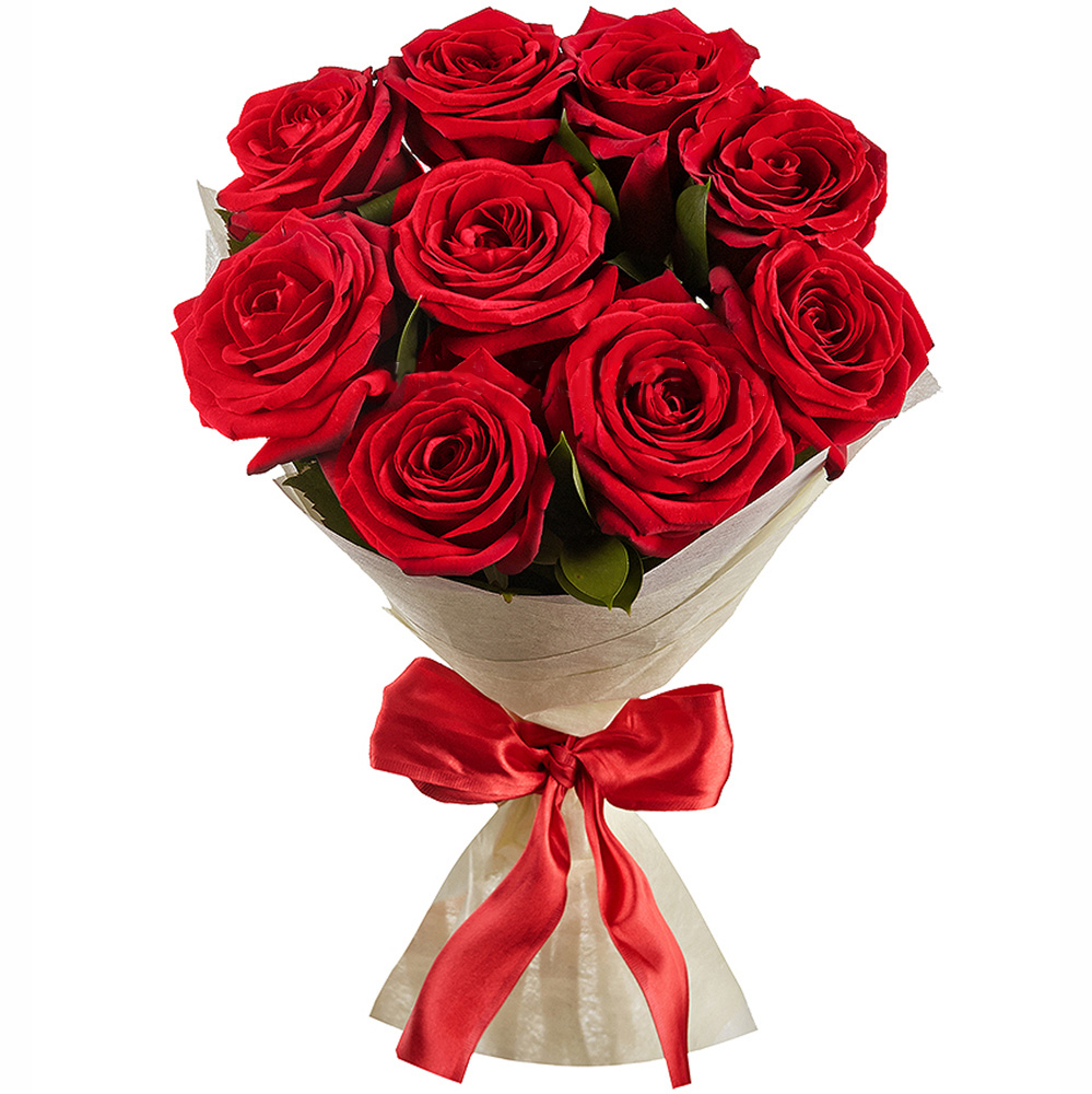 Букет роз «Карнавал»