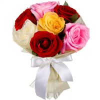Букет роз «Очарование прованса»