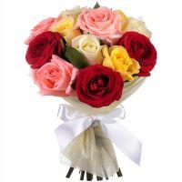 Букет роз «Ягодный взрыв»