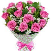 Букет роз «Фортуна»