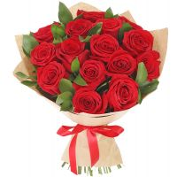 Букет роз «Купидон»