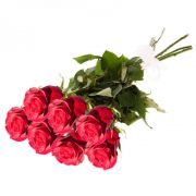 Букет красных роз «Малышка»