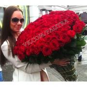 151 красная роза   «Гран-при»