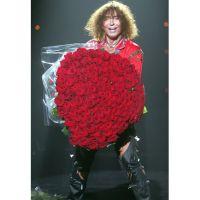 201 бордовая роза «Гран-при»