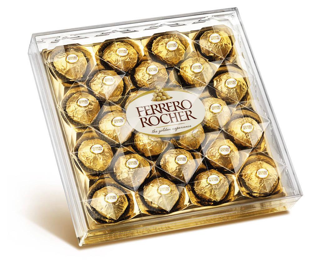 Шоколадный набор «Ferrero rocher»