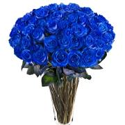 59  синих роз