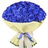 79 синих роз