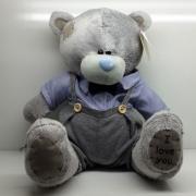 Плюшевая игрушка мишка «Me to you» фото